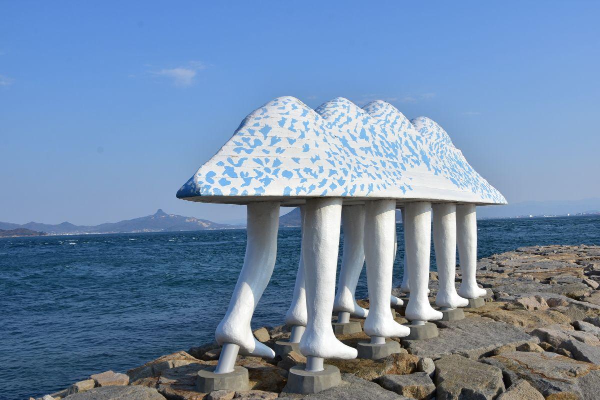 瀬戸内国際芸術祭の恒久アート作品を見てみよう