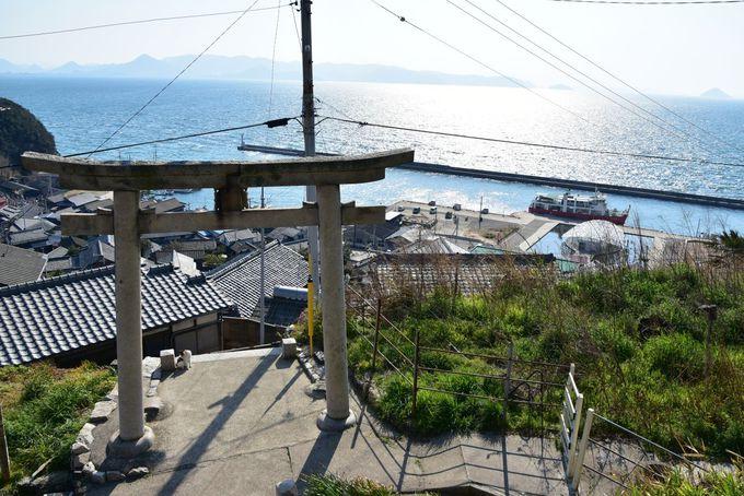 男木島へのアクセスは