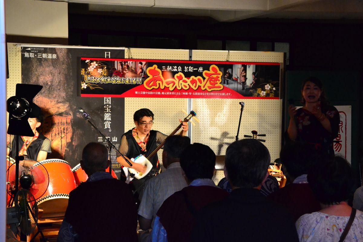「日本遺産ウィーク」と三朝温泉夏まつり「キュリー祭」で花火を楽しもう