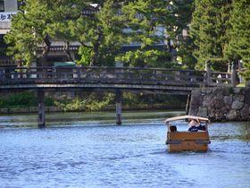 運航20周年!「堀川めぐり遊覧船」で松江城下の懐かしい風情を堪能|島根県|トラベルjp<たびねす>