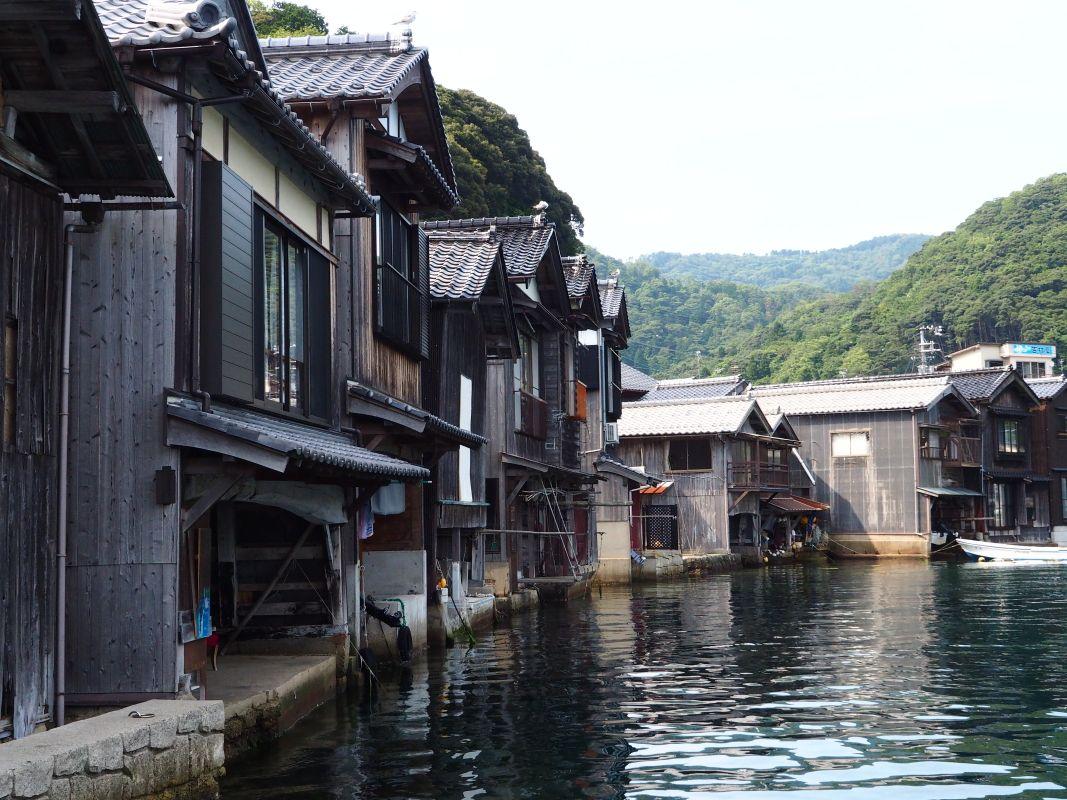 舟屋連なる町!あの朝ドラの舞台・京都丹後「伊根」の楽しみ方