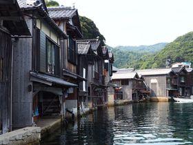 舟屋連なる町!あの朝ドラの舞台・京都丹後「伊根」の楽しみ方|京都府|トラベルjp<たびねす>