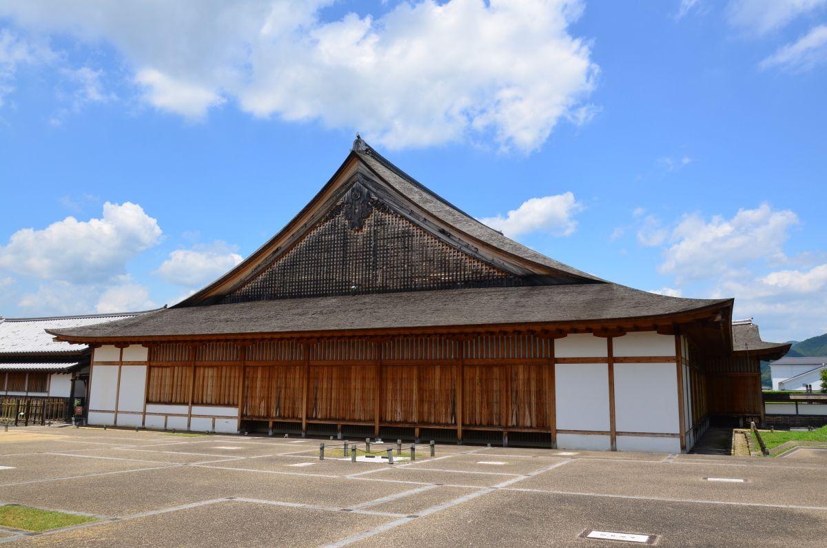 篠山城は「天下普請」の城