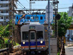 大阪をスローに走って100年「チン電」阪堺電気軌道の撮影スポットガイド|大阪府|トラベルjp<たびねす>