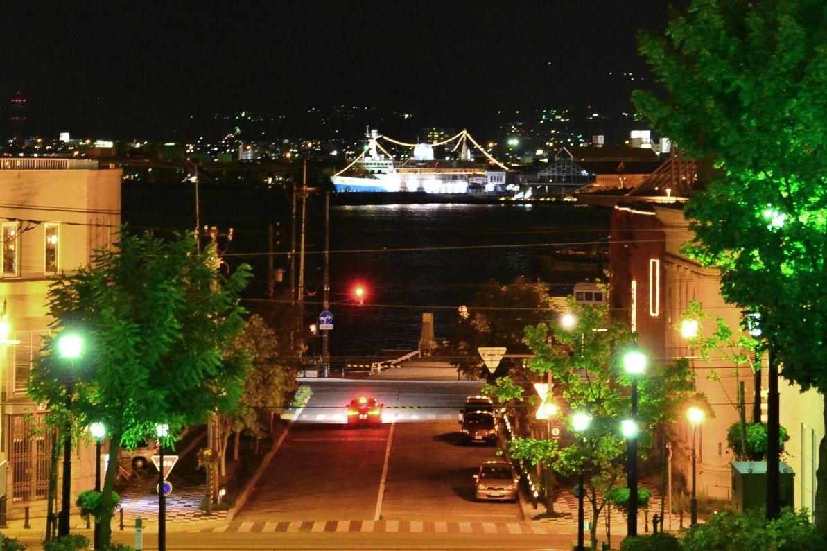 函館発祥の地「元町公園」