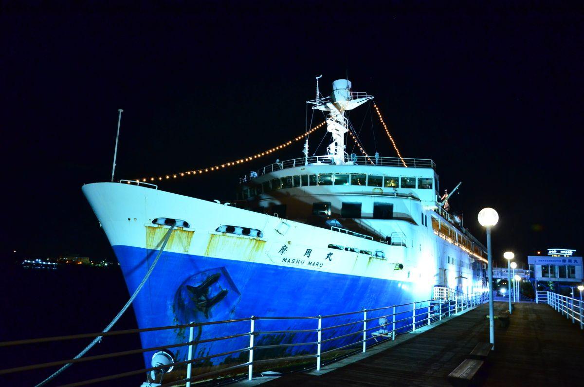 函館市青函連絡船記念館「摩周丸」は函館の原風景
