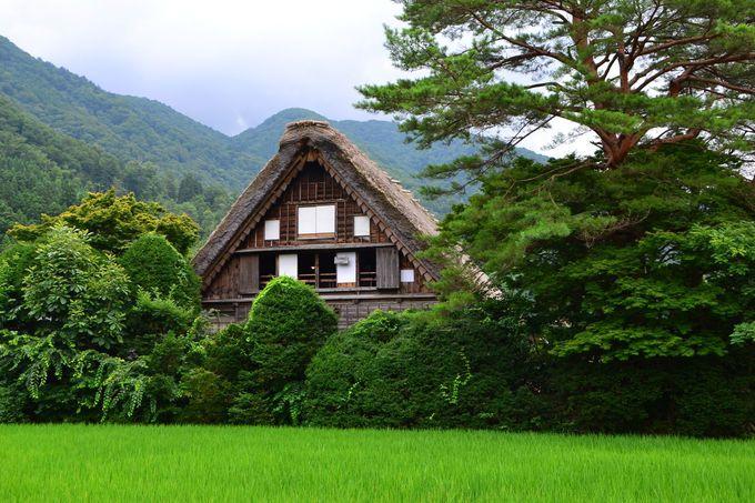 重要文化財・和田家住宅