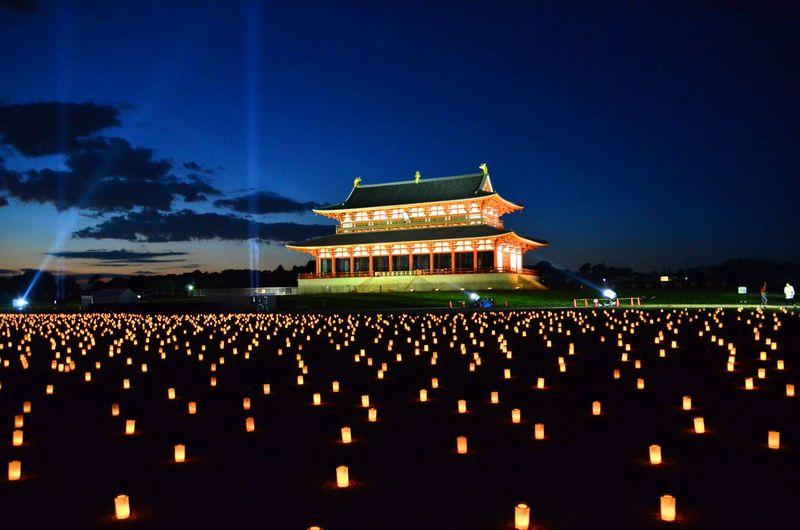 奈良「天平たなばた祭り〜平城京天平祭・夏〜」で過ぎ行く夏を感じよう!