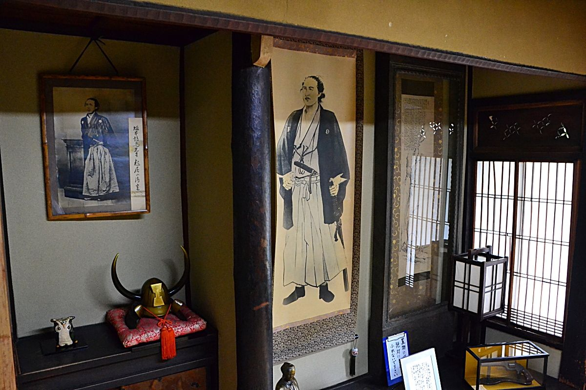 坂本龍馬ゆかりの「寺田屋」