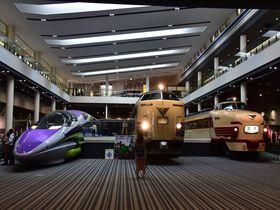 鉄道ファン必見!「京都鉄道博物館」で鉄分をチャージせよ