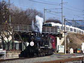 日本一のSLの殿堂「京都鉄道博物館」でSLスチーム号に乗ろう!
