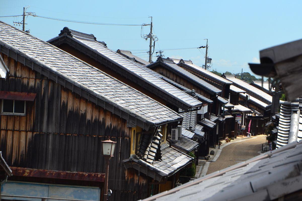 三重・東海道五十三次「関宿」で江戸時代にタイムスリップ!