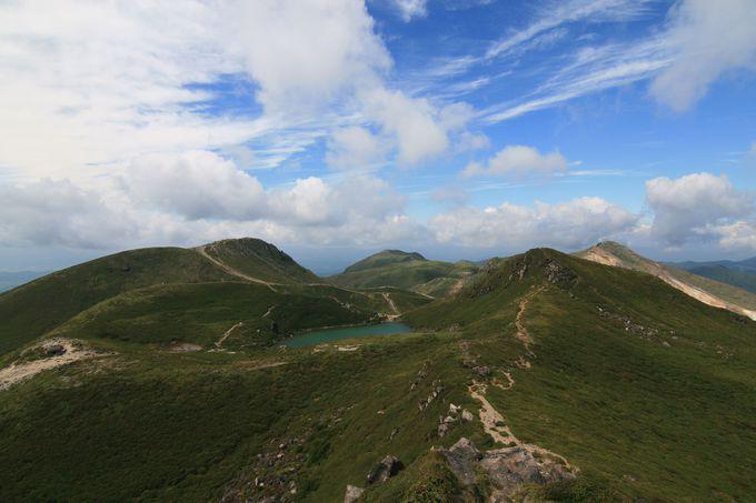 空に続く散歩道!大分県の名峰「九重山」の魅力