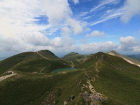 空に続く散歩道!大分県の名峰「九重山」の魅力|大分県|トラベルjp<たびねす>