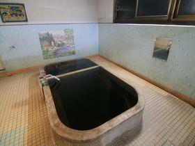 温泉通が唸る黒湯!大分市「王子温泉」真っ黒モール泉