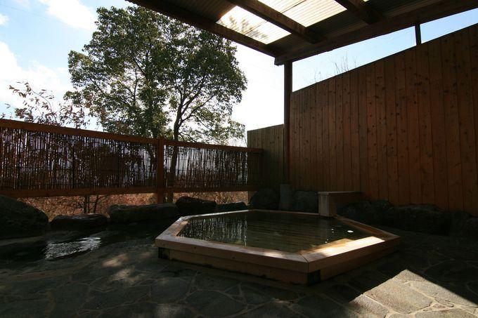 森林浴と爽快感!家族で楽しむ由布市「きのこの里」の貸切温泉