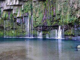 知る人ぞ知る鹿児島のパワースポット「雄川の滝」で秘境体験しよう!|鹿児島県|トラベルjp<たびねす>