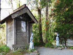 全国に数あるカッパ伝説の老舗的存在!岩手県遠野市の「かっぱ淵」