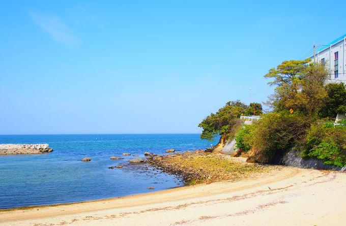 高速下車3分!瀬戸の穏やかな海がお出迎え!!