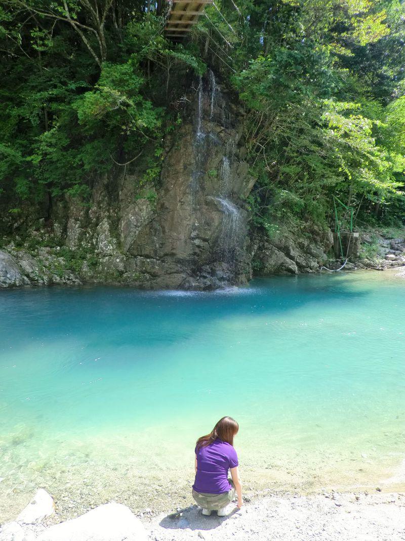 山奥に楽園!森林浴の森100選に選ばれた岐阜県・付知峡