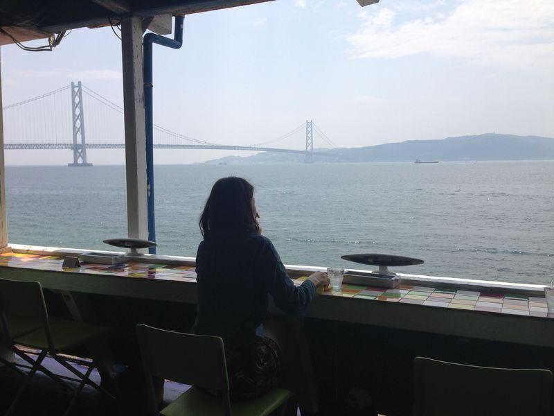 """""""明石海峡""""に""""絶景カフェ""""。神戸・舞子エリアは休日のプチトリップにぴったり!"""