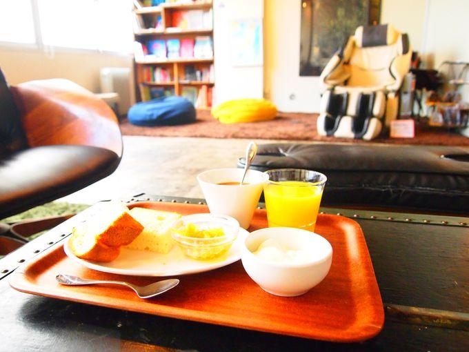 『HOSTEL 64 Osaka』は朝食も魅力的!