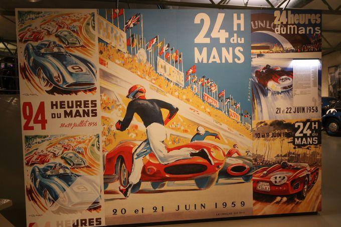 世界三大自動車レースの一つ、ルマン24時間レース