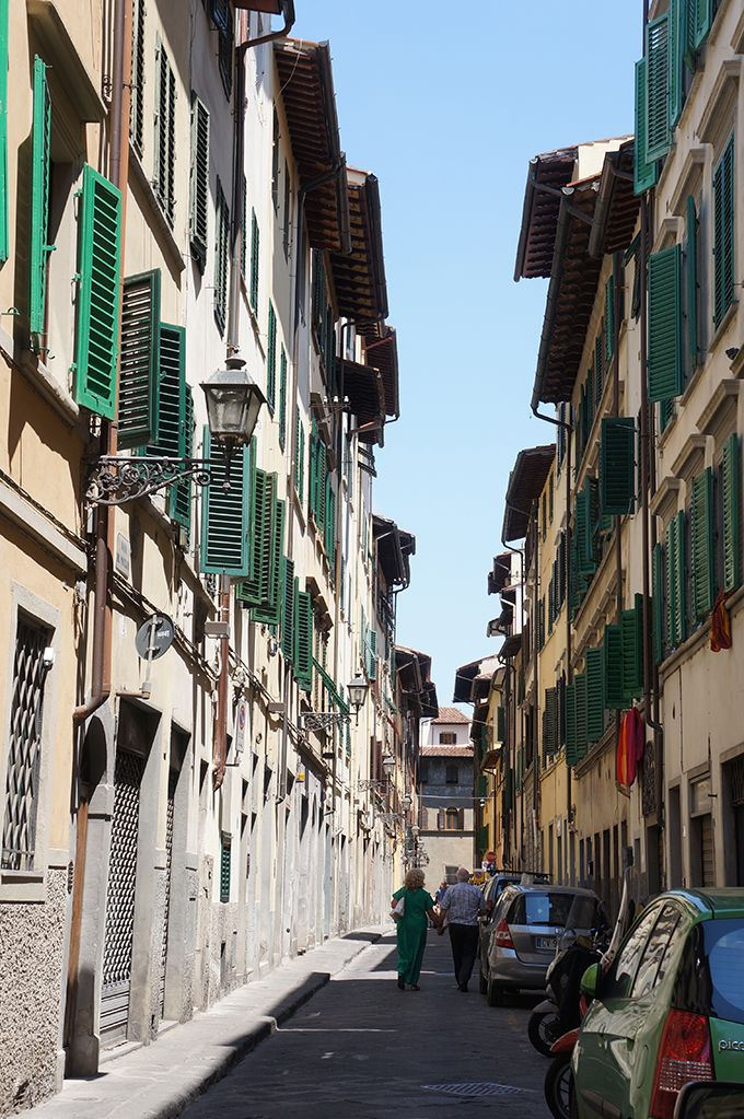 生まれはフィレンツェ中央駅のすぐそば