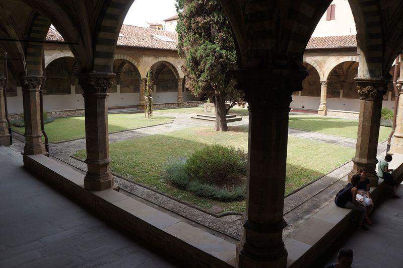 ドゥオーモのクーポラを予言!? スペイン人大礼拝堂