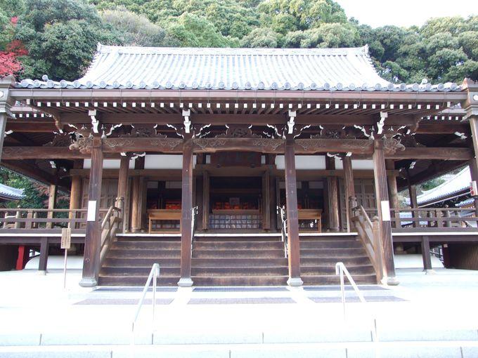近くには源平にゆかりの深い「須磨寺」もある!