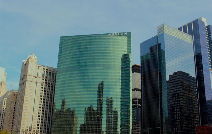 川からの目線が見つける、シカゴの顔