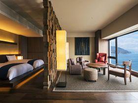 伊東の新温泉旅館。星野リゾート 界 アンジンで海とアートを満喫する旅を|静岡県|トラベルjp<たびねす>