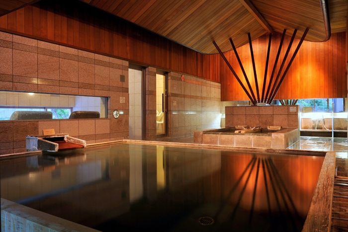 八種十三通りの湯浴みを楽しむ「星野リゾート 界 松本」