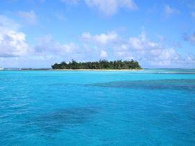 """マニャガハ島のビーチは透明度が桁違い!気軽に行ける""""地上の楽園"""""""