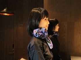 この女性、実は○○…!?「変なホテル東京 銀座」4つの楽しみ方