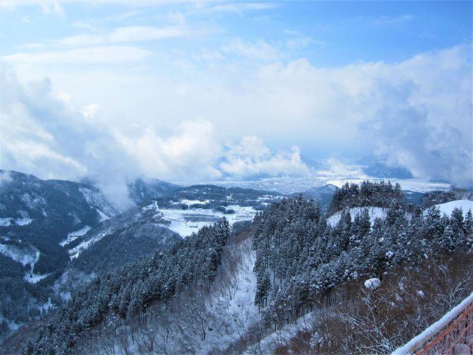 関西・名古屋から近い!雪見風呂も楽しめる!福井県「スキージャム勝山」