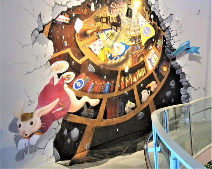 鹿児島「かごしまメルヘン館」で子供も大人も絵本の世界にダイブ!