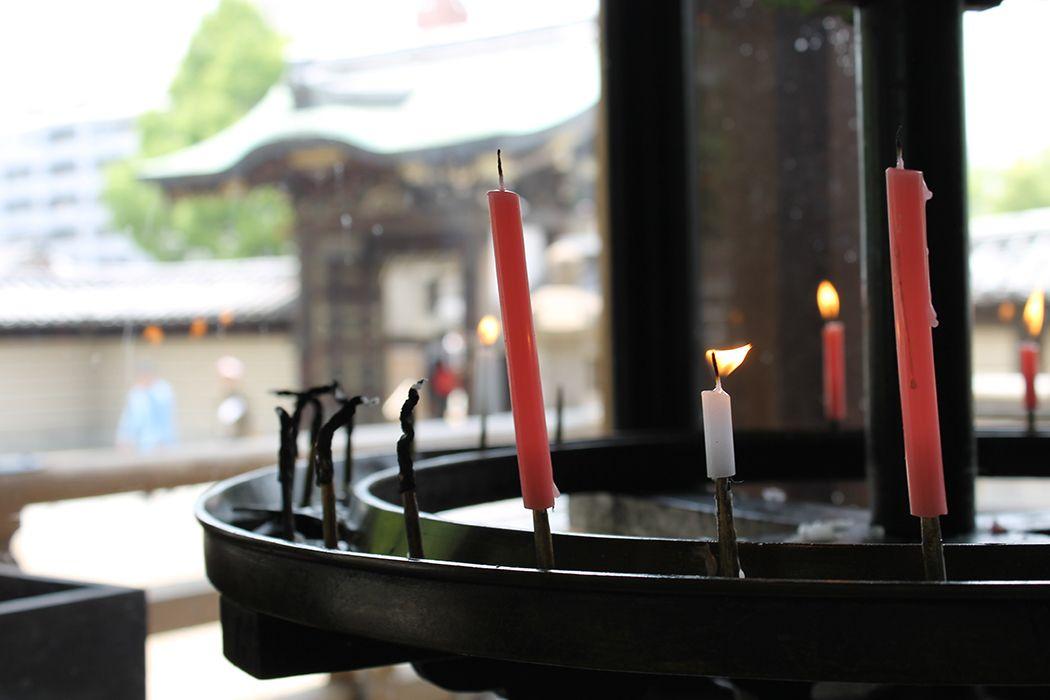 聖徳太子が建立。1400年以上の歴史あるお寺