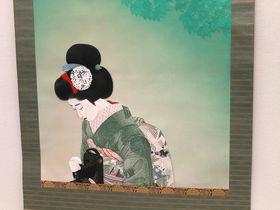 画壇の悪魔派と「なにわ美人」あべのハルカス美術館 北野恒富展|大阪府|トラベルjp<たびねす>