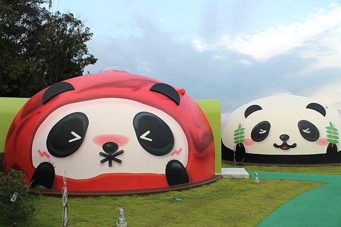パンダ好きなら悲鳴もの!可愛すぎるパンダの村とは