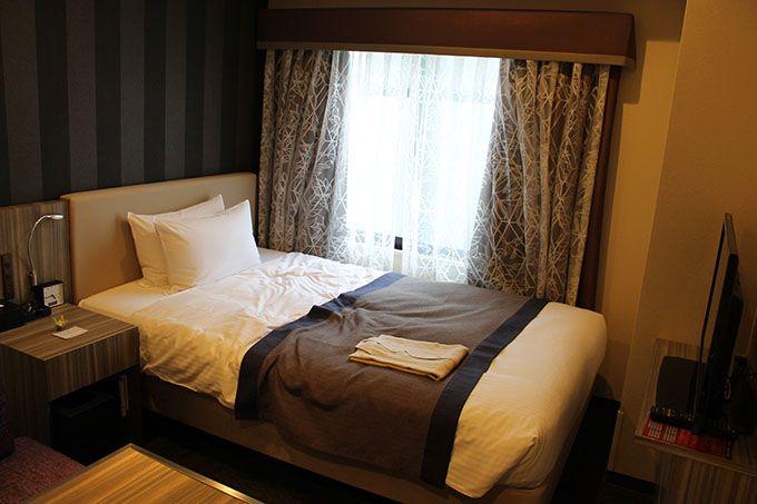 シンプルで清潔感のあるお部屋 ゆったり眠れる「デュベスタイル」