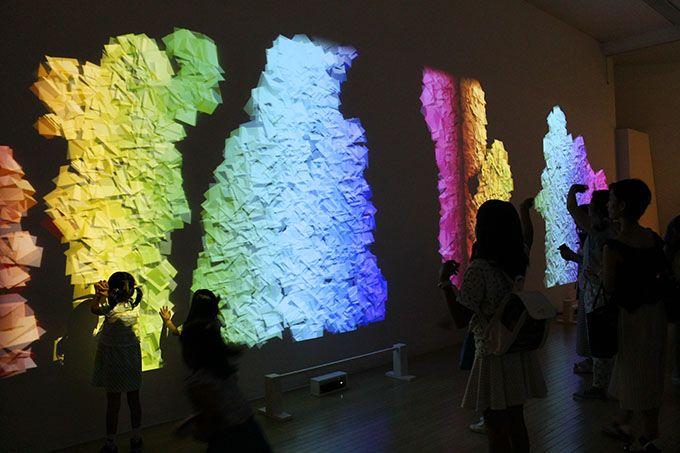 デジタルとアートの融合
