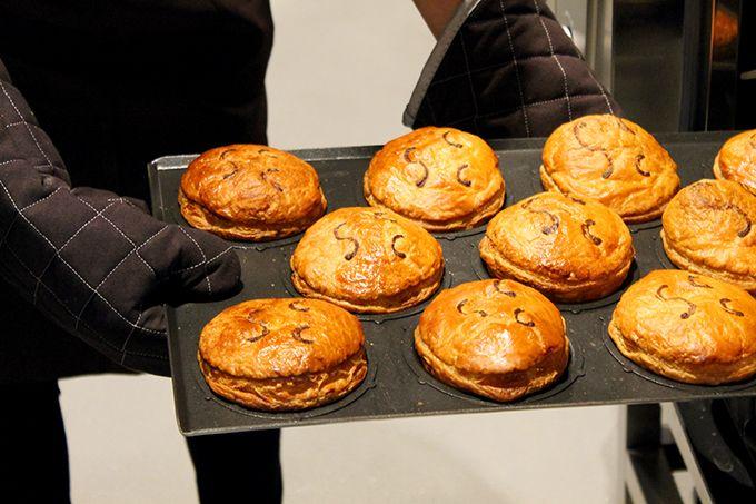 食事にも!日本では珍しいセイボリー(総菜)パイ