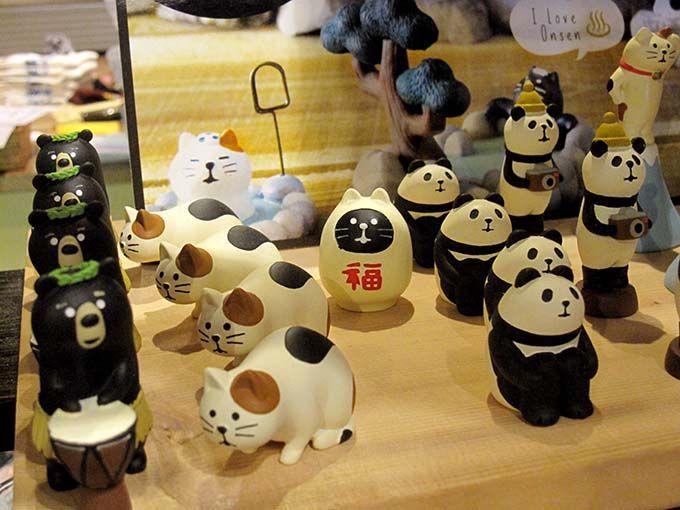 静かなるパワースポットカフェ!?大阪「パンダとネコとチリン」