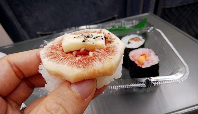 フルーツの旨味とは!?和歌山・力寿しの「フルーツ寿司」