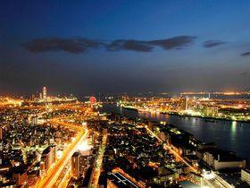 地上200メートルの超眺望!アートホテル大阪ベイタワー
