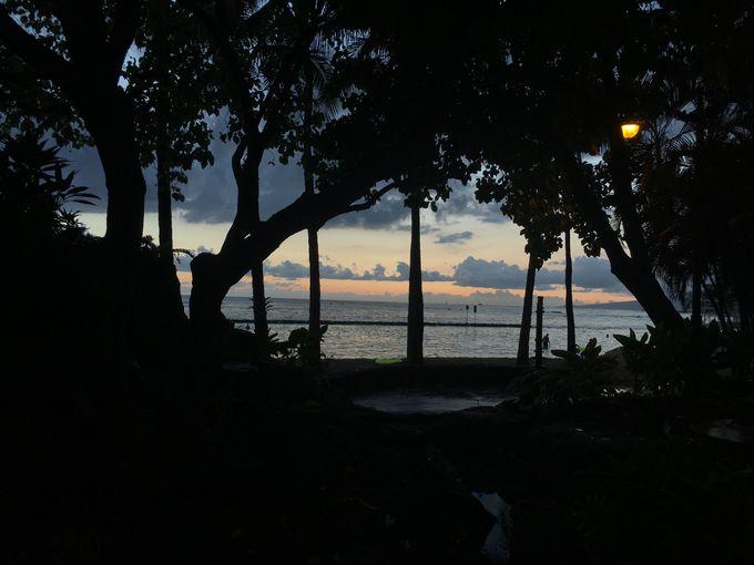 ハワイで撮りたい写真と言えば…やっぱりワイキキビーチ!