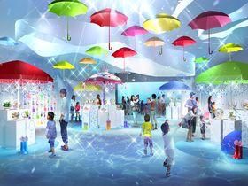 横浜・八景島シーパラダイスでカラフル&ポップ演出の新企画登場|神奈川県|トラベルjp<たびねす>