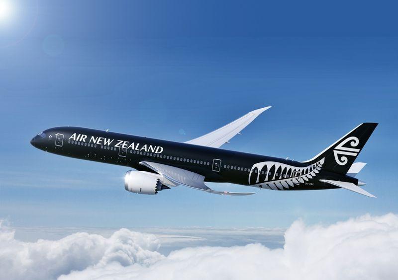 ニュージーランドへの近道!羽田−オークランド便が就航