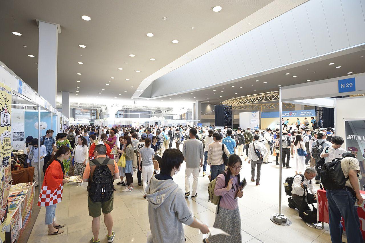 「関空旅博2018」で世界に飛び出すキッカケを見つけよう